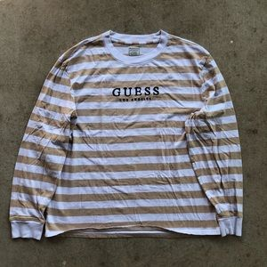 Guess long sleeve in size XL